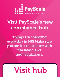 PayScale Compliance Hub