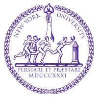 New York University (NYU) logo