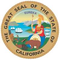 State of California (CA) logo