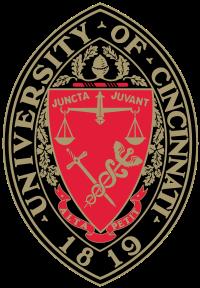 University of Cincinnati (UC) logo